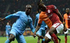 Trabzonspor 'Deniz'de boğuldu, Galatasaray karaya vurdu!