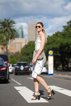 The Land Down Under: Street Style From Australian Fashion Week