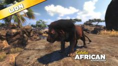 1920x1080 widescreen wallpaper cabelas african adventures