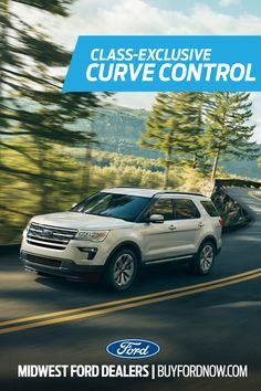 Come in now to the Hurry Up and Save Sales Event for huge limited-time savings on the adventure-ready 2019 Ford Explorer.