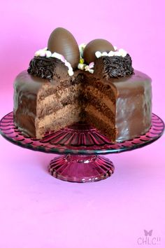 mona-de-pascua-de-trufa-thermomix Chocolate Thermomix, Thermomix Desserts, Chocolate Sweets, Love Chocolate, Cake Cookies, Cupcake Cakes, Drip Cakes, Cakes And More, Just Desserts
