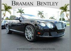 2014 Bentley Contenintal GTC Speed for Sale - 1837510 - duPontREGISTRY.com