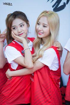 WJSN - Yeoreum + Bona
