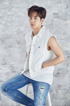 Jackson Wang High Cut