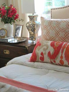 Simple Details: one room challenge ~ a craigslist bedroom reveal simpledetailsblog.blogspot.com