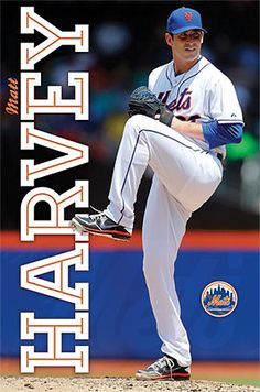 Matt Harvey New York Mets, Mlb, Baseball Cards, Sports, Hs Sports, Sport