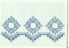 of sample borders - Swedish weaving - huck weaving Swedish Embroidery, Types Of Embroidery, Diy Embroidery, Cross Stitch Embroidery, Embroidery Patterns, Cross Stitch Patterns, Cute Sewing Projects, Sewing Crafts, Free Swedish Weaving Patterns