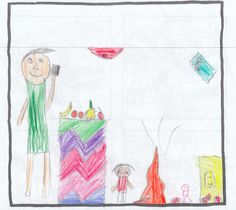 Zahra, Age 6.   Q: How do you feel when adults are distracted by their phones?  A: All phones should stop working forever.    #turnofftunein #childsafetyweek #distractionisdangerous