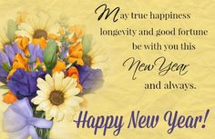 Colorful happy new year 2018 wishing image good sayings happy new year messages 2018 best wishes for friends and family m4hsunfo