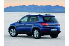 New 2014 Volkswagen Tiguan - Price, Photos, Reviews, Safety Ratings & Features