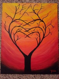 Image result for Easy Acrylics Painting For Beginner