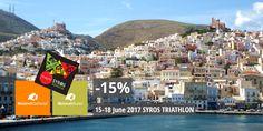 Οι Maistrali Car Rental και Maistrali Studio υποστηρίζουν δυναμικά το TRIMORE Syros Triathlon για δεύτερη συνεχή χρονιά! Πέραν της άμεσης υποστήριξης, προσφέρουμε σε αθλητές και συνοδούς υπηρεσίες ενοικίασης αυτοκινήτων, scooters και ποδηλάτων και διαμονή στα υπέροχα στούντιο μας με έκπτωση Car Rental, Triathlon, Bicycle, Studio, Triathalon, Study, Bicycle Kick, Trial Bike, Bike