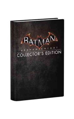 Batman Arkham Knight: Strategy Guide, Includes 4 Exclusive Lithographs