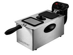 Friteuse en acier inoxydable 3 litres FR 3587 Clatronic i