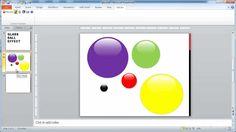Create a Glass Ball Effect
