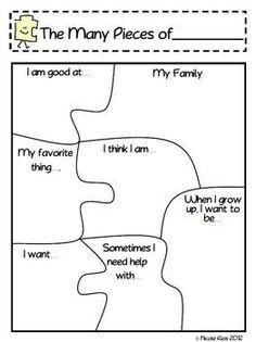 Self Concept Puzzle