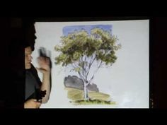 DrawingTrees by John Muir Laws. This is an exceptional video tutorial from one of my favorite nature artists. Learn to draw trees!