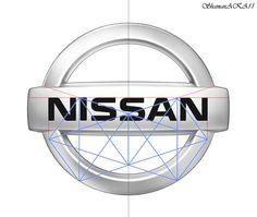 Nissan Emblem Phi