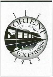 A trip through Eastern Europe on the Orient Express.