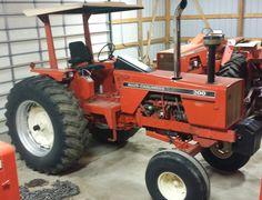 Restored 1956 AC Allis Chalmers WD45 Diesel Tractor for ...