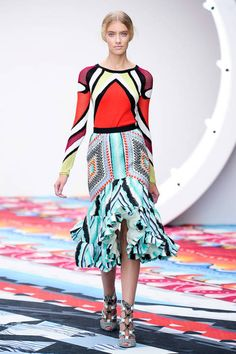 Peter Pilotto Spring 2013 Ready-to-Wear Collection