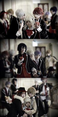 DIABOLIK LOVERS - R Shu Sakamaki Cosplay Photo - Cure WorldCosplay