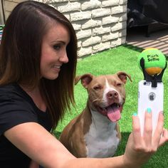 Genius Phone Accessory That'll Make Your Dog Pose For The Perfect Selfie | Bored Panda
