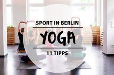 11 ziemlich gute Yogastudios in Berlin