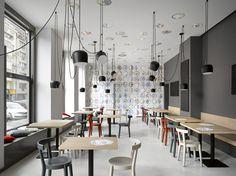 CATADOS - Mauricio Menezes - #mnz  -  Gallery of Cafe. Bistro. Bakery Zahorsky / JRA Jarousek.Rochova.Architekti - 11