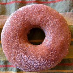 """""""Apple Cider Doughnuts"""" from Robinette's Apple Haus in Grand Rapids, Michigan are an autumn classic"""