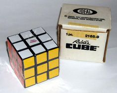 1980: Rubik's Cube - The Most Popular Christmas Toy from the Year You Were Born - Photos
