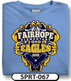 e72dce45a Browse thousands of School Spiritwear T-Shirt Designs and customize them  with you own colors, text and mascots. Free Custom Artwork and Shipping for  all ...