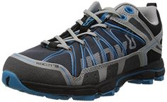 Inov8 Womens Roclite 268 Trail Running ShoeGreyBlue105 M US * You can find more details by visiting the image link.(This is an Amazon affiliate link and I receive a commission for the sales) #WomensHikingandTrekkingShoes