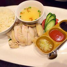 レシピとお料理がひらめくSnapDish - 17件のもぐもぐ - Chicken Rice by Johnny