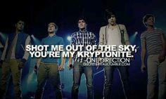 One Thing -- One Direction Lyrics