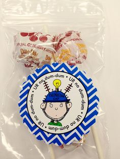 CRCT treat bags (dum-dum)