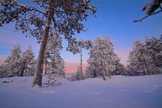Rovaniemi, Finland b