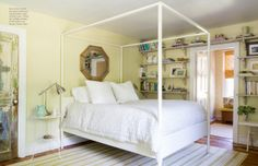 bedroom: cheery but soothing