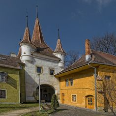 Ecaterina Gate, Brasov - Romania | Flickr - Photo Sharing!