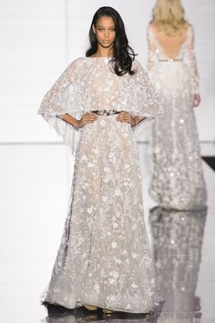 Zuhair Murad at Couture Spring 2015 | Stylebistro.com