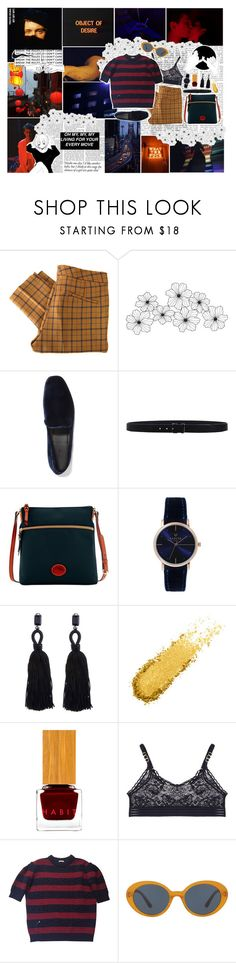 """""""Now, Let's Stop Running From Love, Running From Love, Let's Stop, My Baby"""" by grace-from-outer-space ❤ liked on Polyvore featuring Victoria Beckham, See by Chloé, WALL, Vince, Dsquared2, Dooney & Bourke, Laruze, Oscar de la Renta, Habit Cosmetics and STELLA McCARTNEY"""