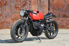 Red Iron by Moto Di Fero. More at www.ironandair.com…