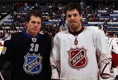Ryan Suter and Shea Weber.  Still so bummed.