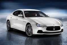 The Maserati Quattroporte has been a pretty successful sports sedan for the Italian carmaker, and now it's getting a sibling called the Maserati Ghibli.  The Ghibli looks very similar to the new Quattroporte but is a bit smaller and is aimed at the like of BMW 5-Series, Mercedes E-Class, Audi A6/A7, and the Cadillac CTS.