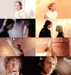 """The Force is strong in my family."""
