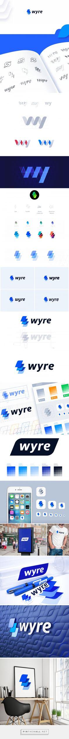 Wyre Branding on Behance