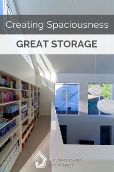 Great storage is key to creating a spacious home, and saving your sanity everyday. How do you design in great storage? Here's simple tips to get it right. Home Organisation, Organization Hacks, Gifts For Office, Hanging Pictures, Student Gifts, Staying Organized, Room Themes, Storage Solutions, Decorating Tips