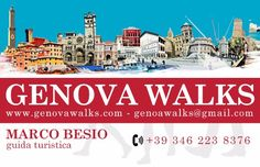 skyline Genova