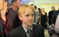 BAFTA 2001 ~ Tom Felton