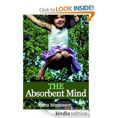 Free Kindle Books: The Absorbent Mind, Summer Alphabet Words, Subsistence Farming, plus more 6/26/13